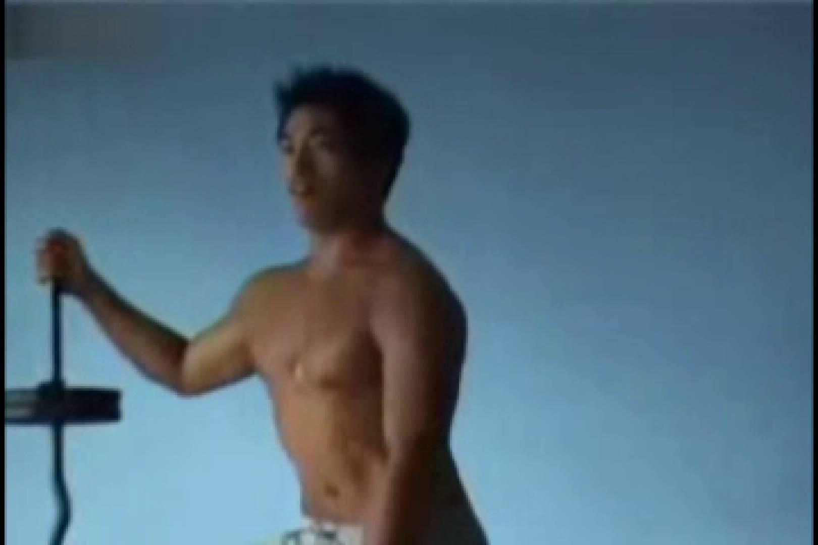 中出有名ゲイ雑誌★魅力●生★付録DVD収録スーパーモデルヌードvol5 男のヌード   男のモデル  11枚 9