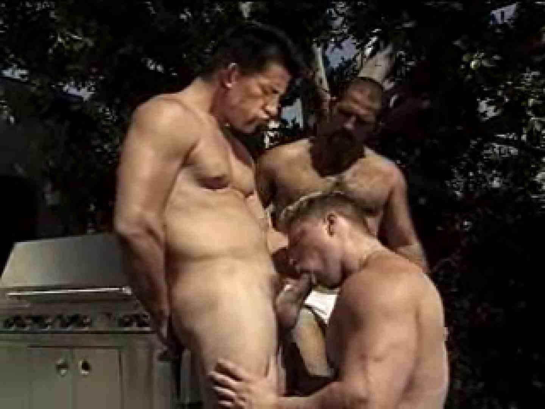 ムキムキマッチョのGAYポリスのSEXライフ 男達の裸 | マッチョ  10枚 5