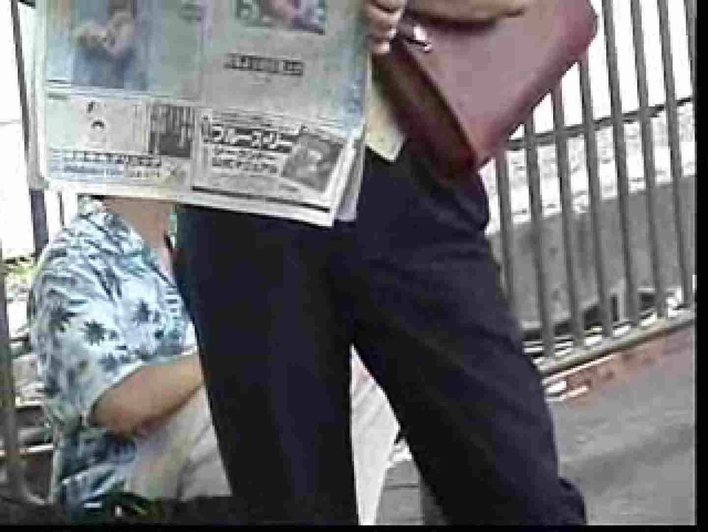 電車内でリーマンの股間撮影 スーツ | 車内  12枚 4