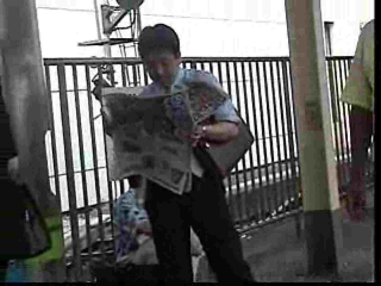 電車内でリーマンの股間撮影 スーツ | 車内  12枚 5