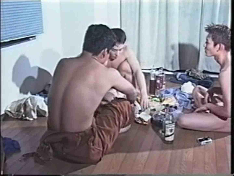 俺たち全裸で宅飲み! !何やってんネン エロすぎフェラ   男達の裸  8枚 5