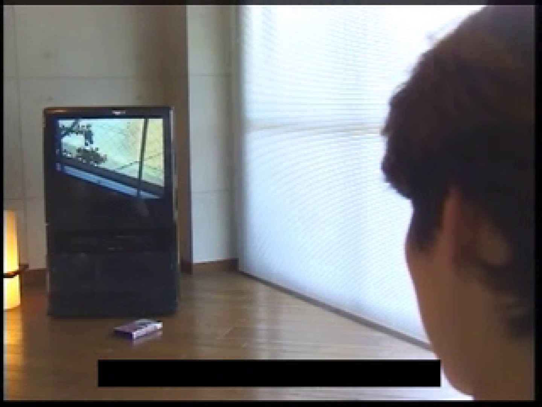 ビデオを見てオナニー中! ! ビデオの男優さんが現れた 顔射 | オナニー  9枚 4