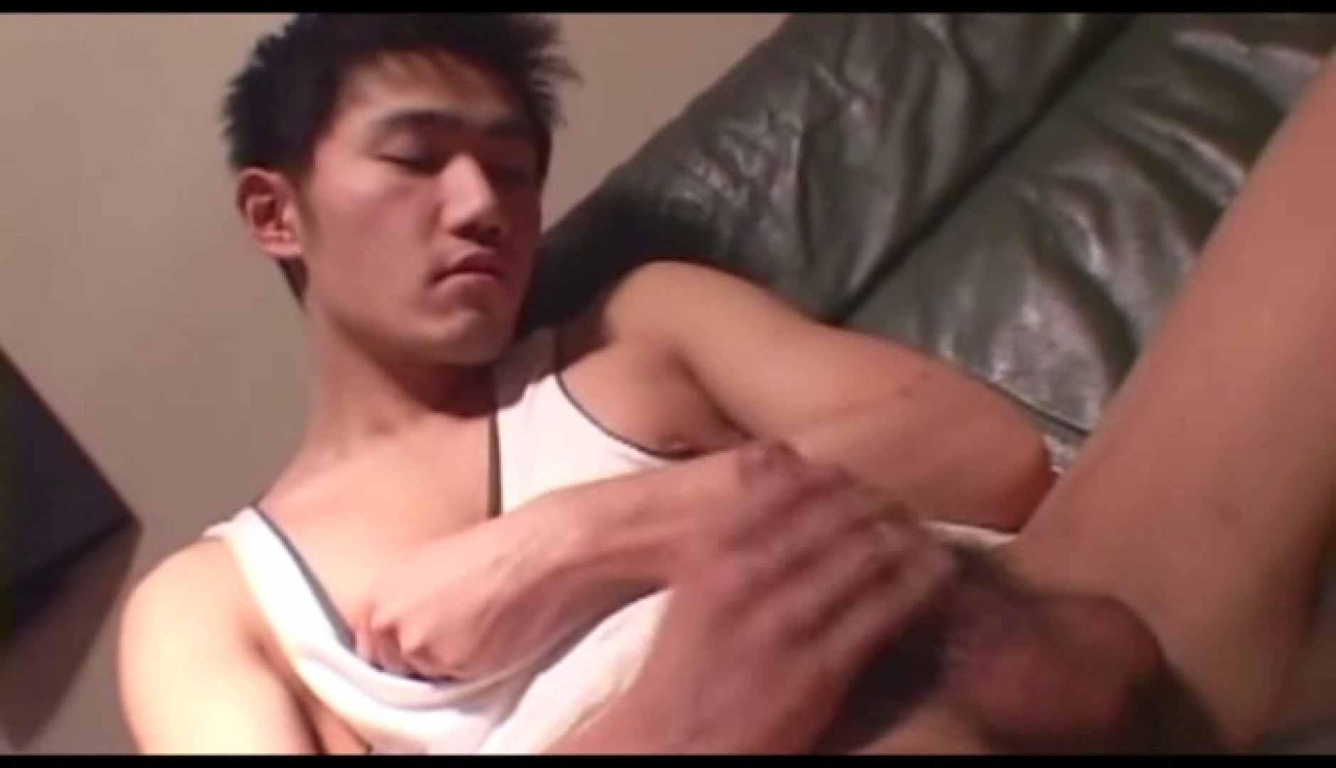 イケメンダブルス!Vol.02 イケメンのセックス   お掃除フェラ  8枚 5