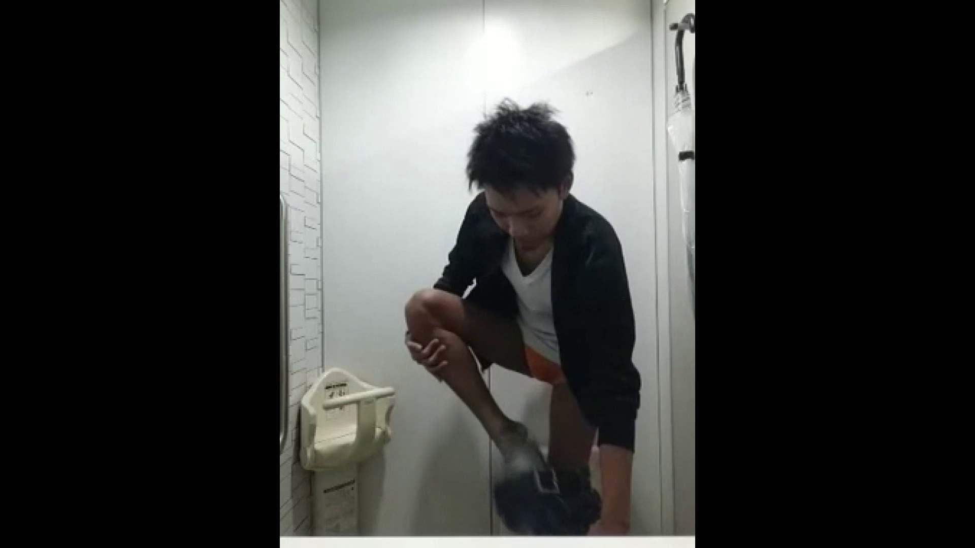 個人撮影 自慰の極意 Vol.6 男性トイレ | 個人撮影  8枚 1