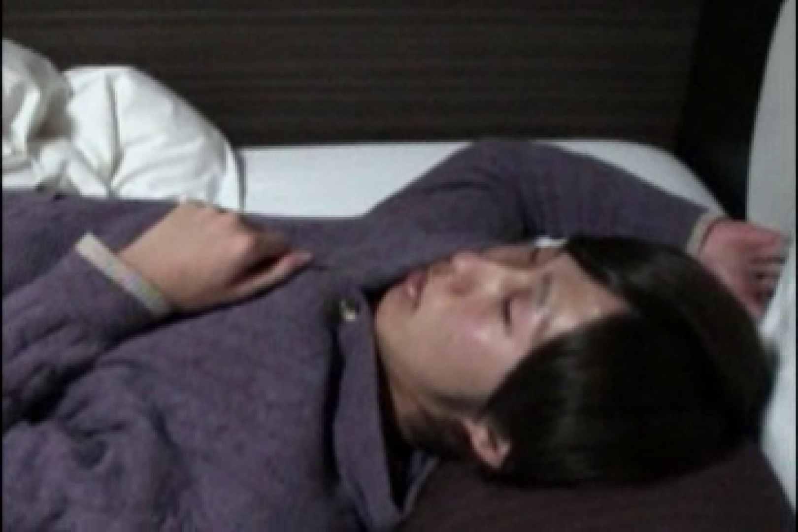 【個人買取】彼は夢の中、俺が潜入激撮!! 射精 | 愛するノンケ  8枚 2